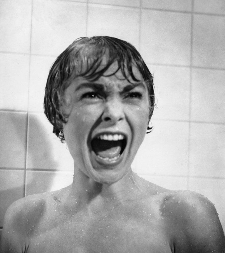 Pin for Later: 8 Times Scream Queens Referenced a Classic Horror Movie Psycho's Shower Scene