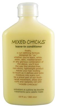 Mixed Chicks Leave In Conditioner For Curly Hair