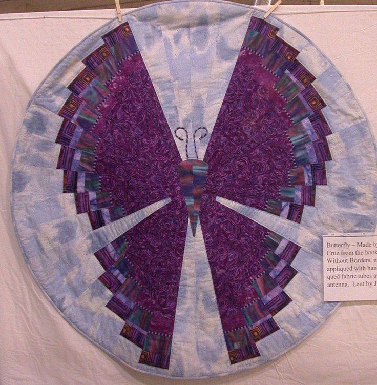 e40d6898105c8fe3b896f7b219d3eef8 purple butterfly fabric art jpg