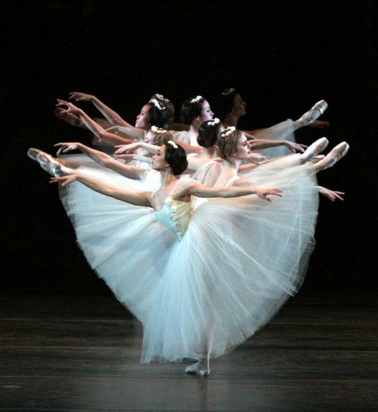 Giselle by the American Ballet Theater. This would look cool in our ballet class!
