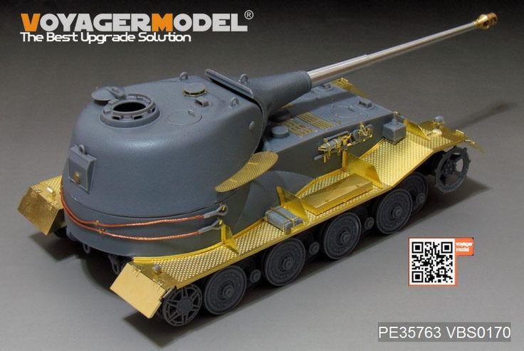 PE35763 1/35 WWII German Pz.Kpfw.VII VK7201(K) lowe Super Heavy tank