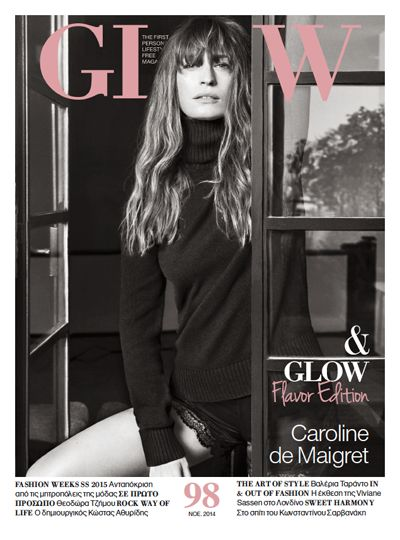 November Issue 2014 | Our cover story_#Caroline_de_Maigret