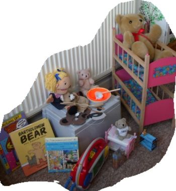 loads of early years goldilocks ideas