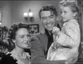 """""""Teacher says; every time a bell rings, an angel gets his wings""""  Zuzu Bailey- """"It'a a Wonderful Life"""": Christmas Movies, Movies Tv, Movie Fav S, Movie Tv Lines, Teacher, Classic Movie Tv, Wonderful Life"""