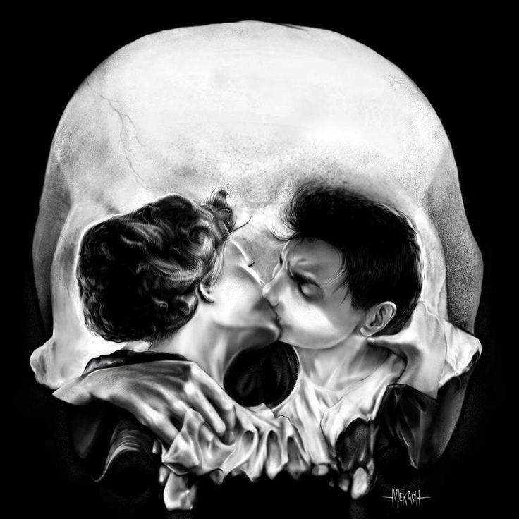 Skull Illusions | Mighty Optical Illusions