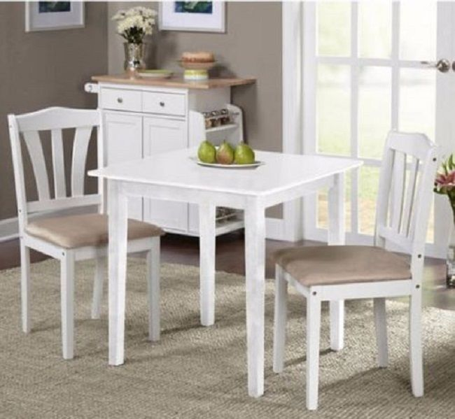Dining Room Sets For Small Spaces: 25+ Best Small Kitchen Table Sets Ideas On Pinterest