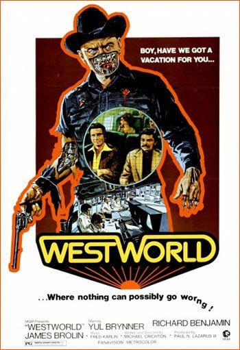 Ο επαναστάτης της νύχτας – Westworld – 1973