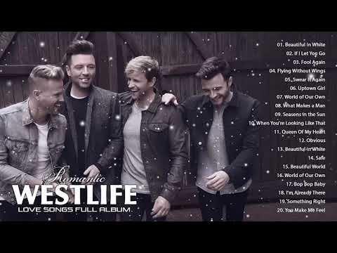 Westlife Love Songs Full Album 2019    Westlife Best Of