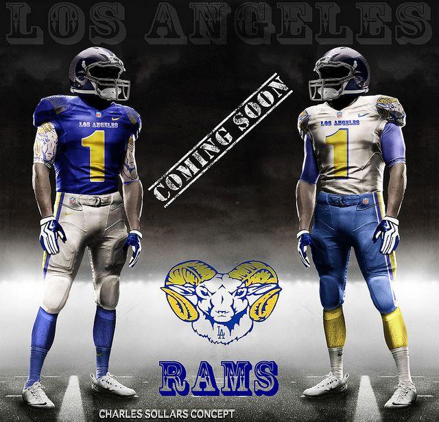 la rams | Los Angeles Rams | Flickr - Photo Sharing!