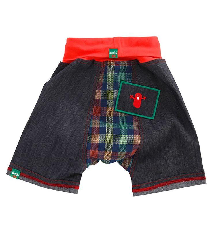 Smiths Short, Oishi-m Clothing for kids, Summer 2015, www.oishi-m.com