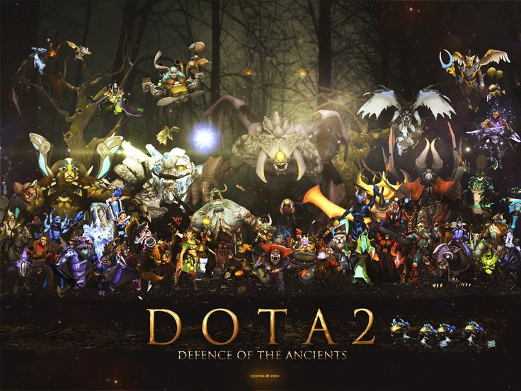 all the doters in one dota2 pinterest hd wallpaper