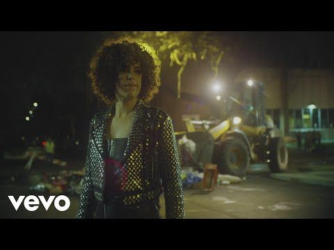 """Arcade Fire-Electric Blue—Not as bad as """"Signs of Life."""" It has a nice beat, but the auto-tube on Regine's voice is horrible."""