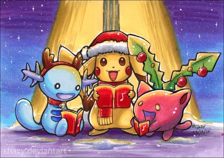 NoÃ«l Pokémon | Musique de noël, Image pikachu, Joyeux ...