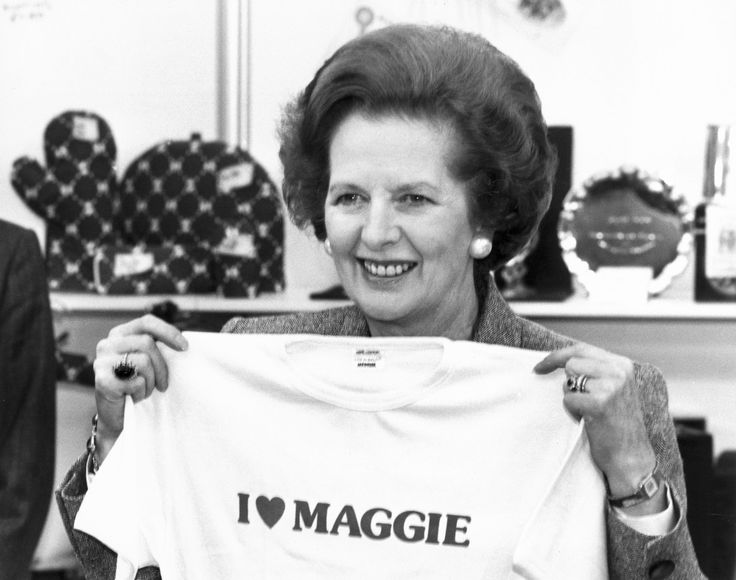 Margaret Thatcher Birthday, Former Conservative Prime Minister Turns 87 (PICTURES)