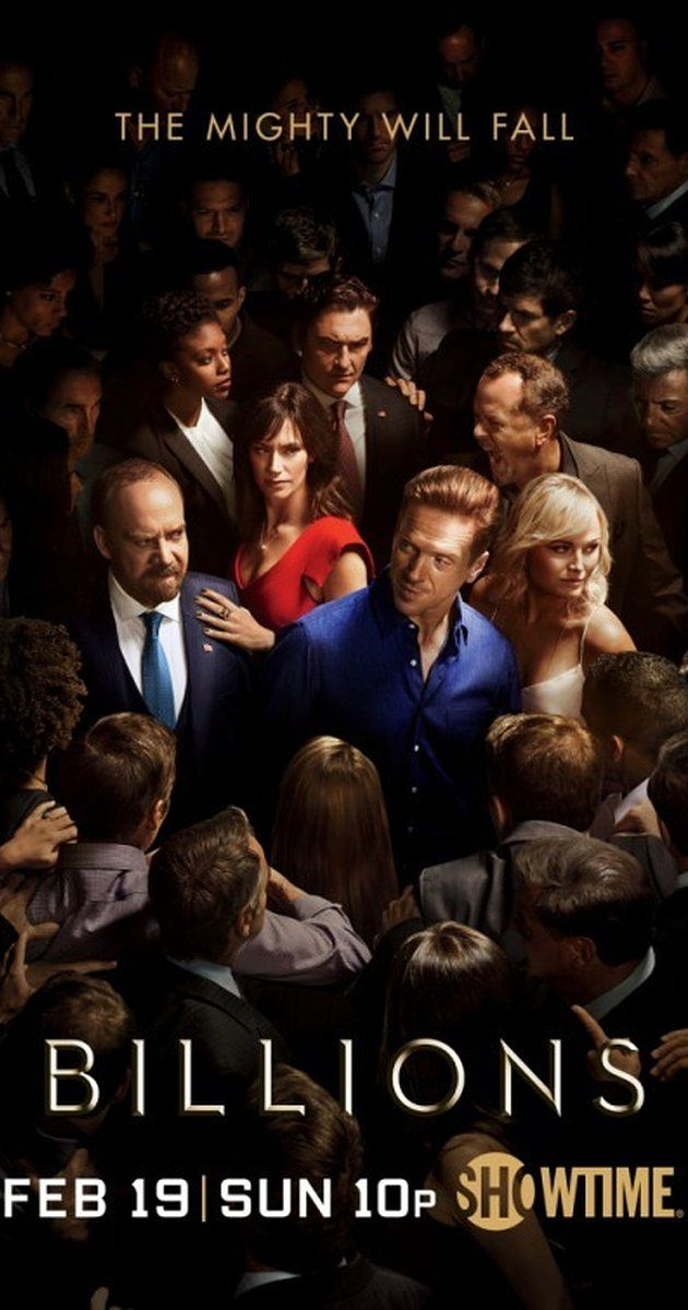 "Created by Brian Koppelman, David Levien, Andrew Ross Sorkin.  With Paul Giamatti, Damian Lewis, Maggie Siff, Malin Akerman. U.S. Attorney Chuck Rhoades goes after hedge fund king, Bobby ""Axe"" Axelrod in a battle between two powerful New York figures."