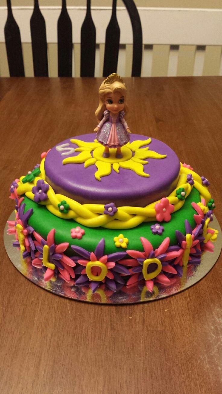 Gâteau Raiponse