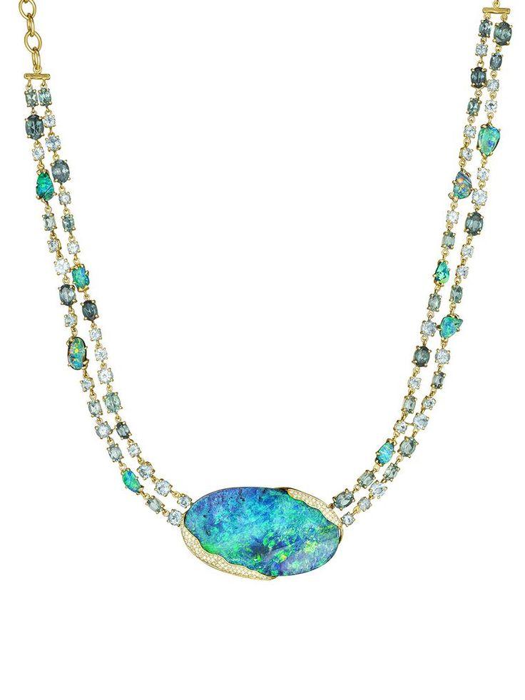 Fantastic 416 best Opals - Necklaces images on Pinterest | Opal, Opal  PP14