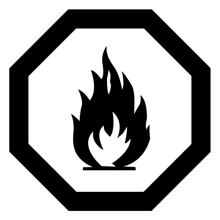 7 Best Hazardous Products Symbols Images On Pinterest Icons