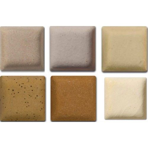 southwest colors | ... Clay Laguna Clay Oxidation Colors (Soft Southwest) Sampler Set