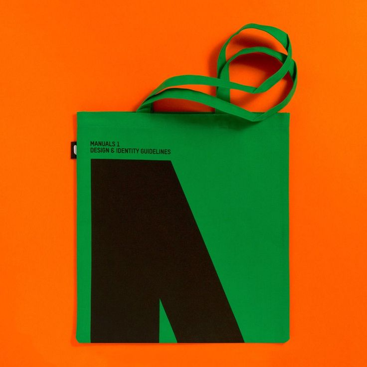 Manuals 1 by Unit Editions. #totebag