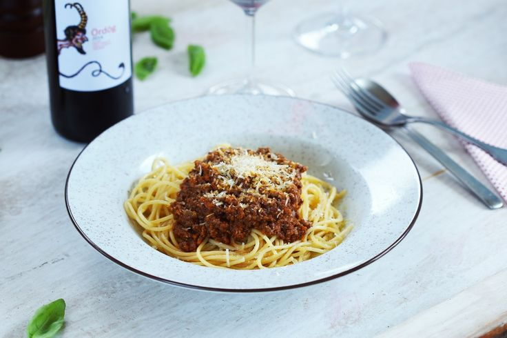Íme a tökéletes bolognai spagetti