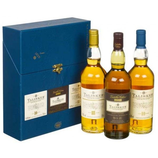 Talisker Gift Pack S&ler (three bottles); The trifecta of single malts - Talisker comes through with a satisfying trio | spiritedgifts.com | Pinterest ...  sc 1 st  Pinterest & Talisker Gift Pack Sampler (three bottles); The trifecta of single ... Aboutintivar.Com