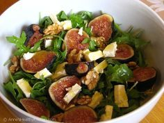 This recipe was inspired by one of Ottolenghi and is very easy to make. You'll need ripe figs, fresh basil, and a good quality honey. It will only take you 10 minutes to put the salad together, and it makes a great starter when you have guests and need more time to prepare the main …