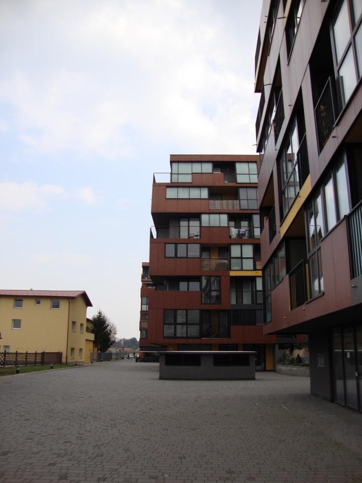Social housing in Ljubliana