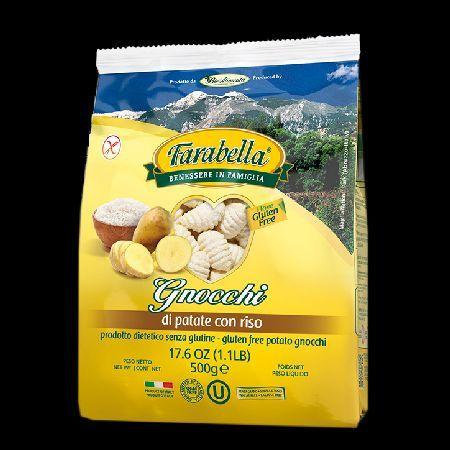 Donatantonio Ltd Farabella Gnocci 011354 Gluten/dairy/egg/GM-free