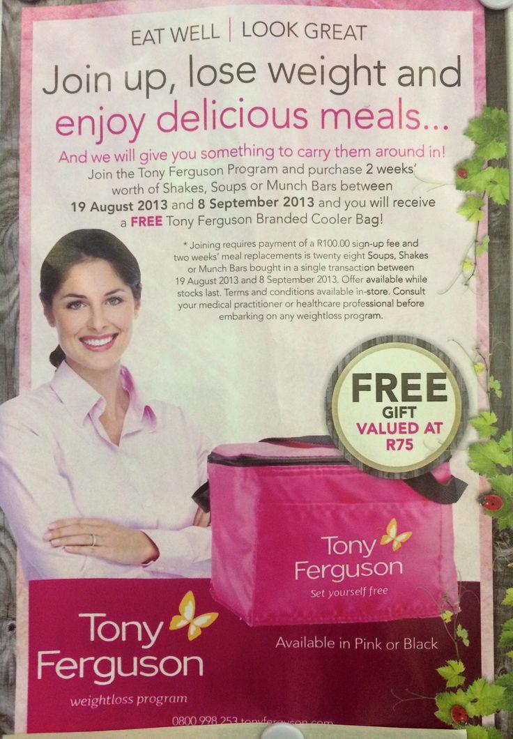 Cooler Bag for Tony Ferguson