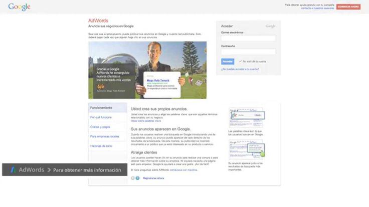 Cómo mostrar vínculos a sitios debajo del texto del anuncio