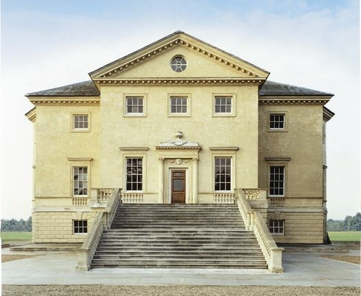 Danson House, Bexleyheath, Kent - Designed as a retreat from the hustle & bustle of central London, Danson House was completed in 1766. Sir John Boyd was a sugar merchant & vice-chairman of the British East India Company. Together with the notable architect Sir Robert Taylor, Boyd created this homage to the Golden Age of Antiquity, filling it with art & sculpture from his travels on the continent. Today his home gives us a fascinating insight into fashionable Georgian life.