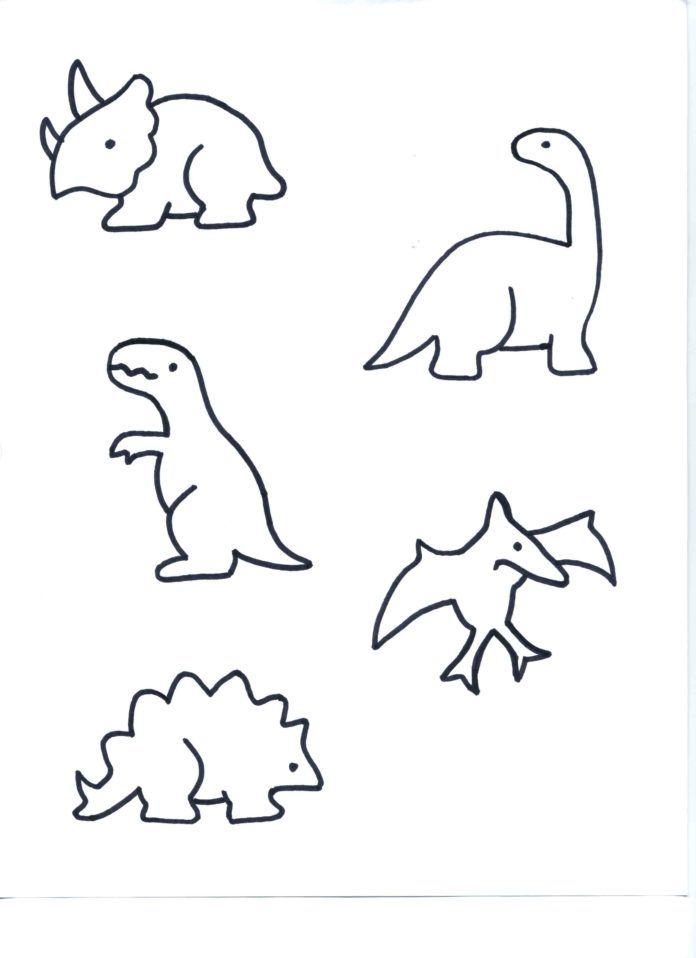 Centros De Mesa Arreglos Y Decoracion Con Disnosaurios Para Cumpleanos Infantil Libro De Dinosaurios Para Colorear Tatuajes De Dinosaurios Flores Para Dibujar