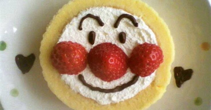 21 best images about 2nd birthday on pinterest macaroons for Anpanman cake decoration