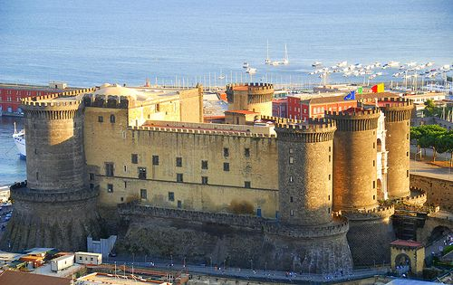 Naples, Castello Angioino