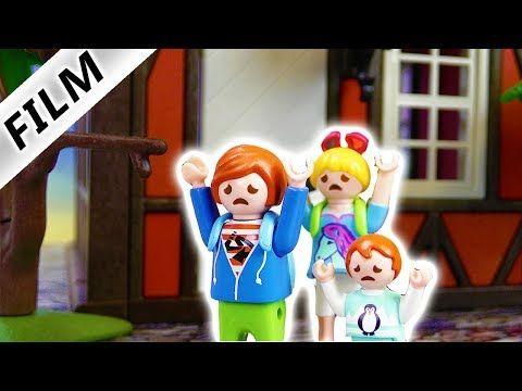 Playmobil Film deutsch - Was ist da im Pool ??? - Schwimmbad - Kinderfilm von Family Stories - YouTube