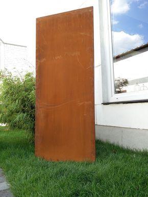 Die besten 17 ideen zu gartenzaun metall auf pinterest for Gartenobjekte aus metall