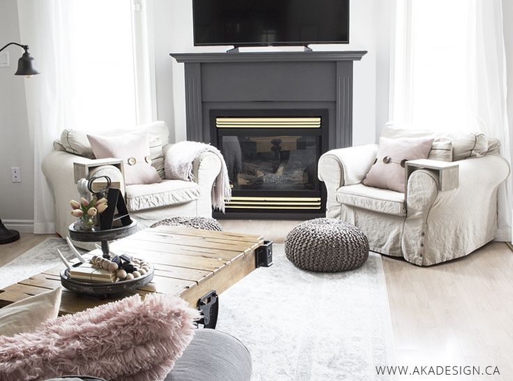 1000 ideas about grey fireplace on pinterest fireplace for Home decor 91304