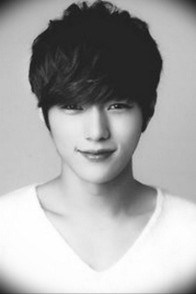 Astonishing 1000 Ideas About Korean Men Hairstyle On Pinterest Korean Men Short Hairstyles Gunalazisus