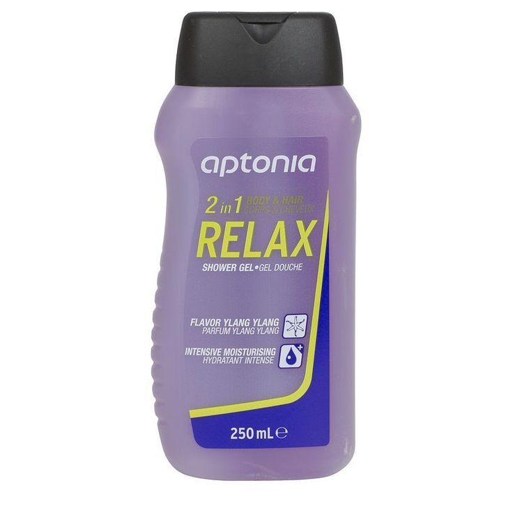 590,00Ft - Táplálkozás és ápolás - RELAX tusfürdő, 250 ml - APTONIA