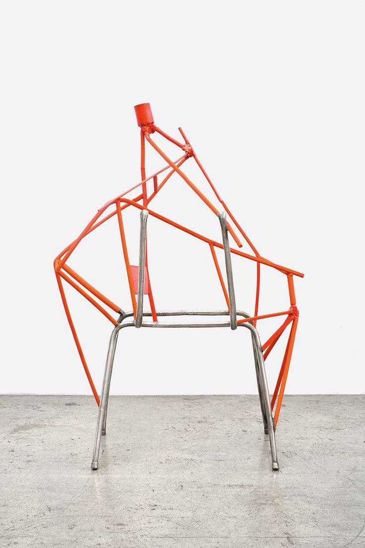 MIKE MEIRÉ - Drone Chair, 2016