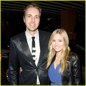 Kristen Bell, voice of Gossip Girl, and husband, Dax Shepard, will welcome their first child in the spring.