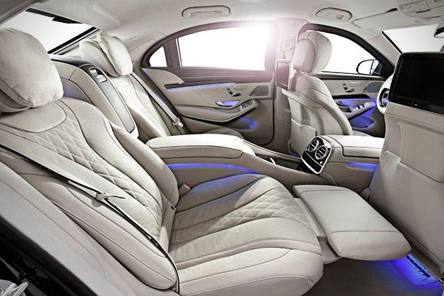2015 Mercedes Benz S600 Guard 5 Backseat Awesome Mercedes Benz