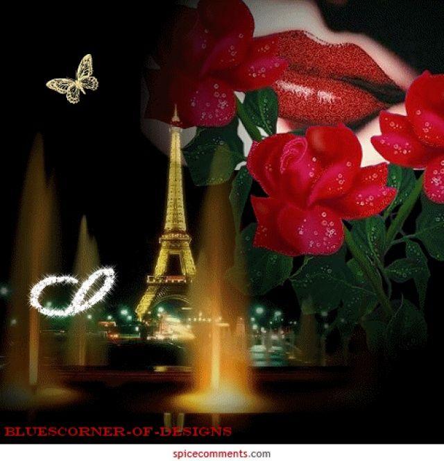 Подари мне Париж. Стихи о Париже