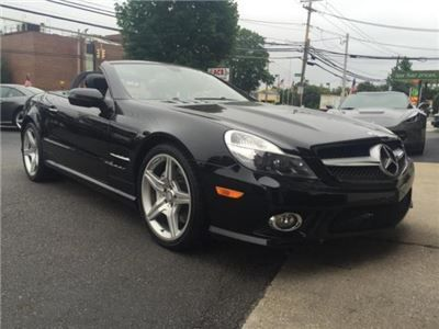 Used 2012 Mercedes-Benz SL-Class SL550