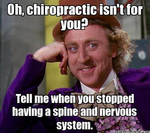 Chiropractic is for everyone - newborns on up. Landi Family Chiropractic 777 Chestnut Ridge Rd. Chestnut Ridge NY 10977 (845)356-4848                                                                                                                                                      More