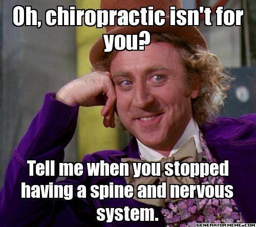 Chiropractic is for everyone - newborns on up. Landi Family Chiropractic 777 Chestnut Ridge Rd. Chestnut Ridge NY 10977 (845)356-4848                                                                                                                                                      More