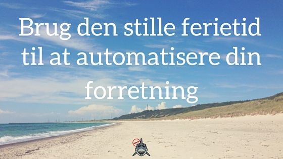 automatisere din forretning