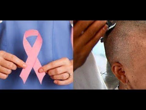 Una víctima más, famosa presentadora, descubre el cáncer de mama y aparece ca …   – Revista