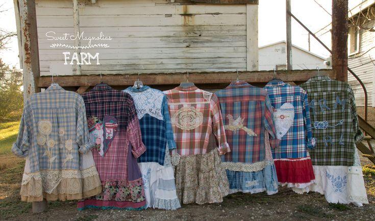 All new Farm Girl Fantasien von: Sweet Magnolias Farm .. heute Abend 7:00 zentral in